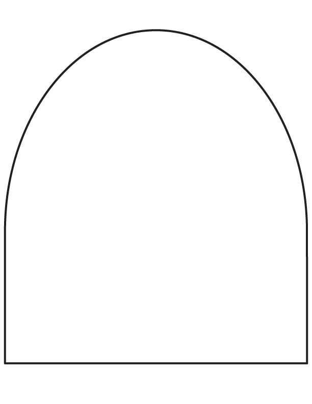 Arch coloring page Download Free Arch coloring page for