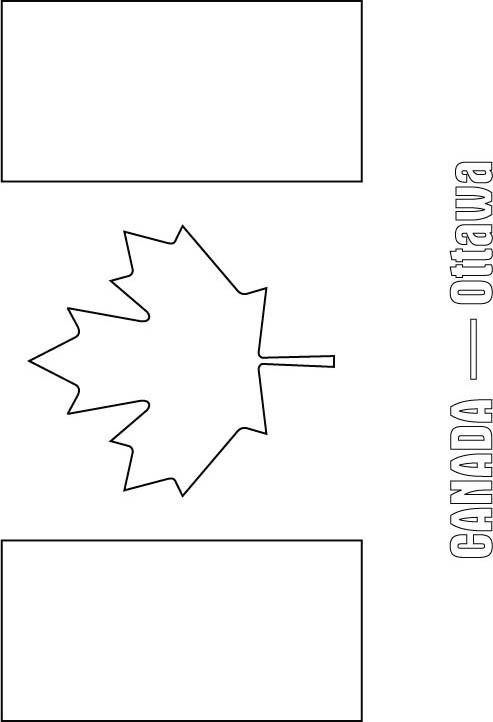 - Canada Flag Coloring Page Download Free Canada Flag Coloring Page For  Kids Best Coloring Pages