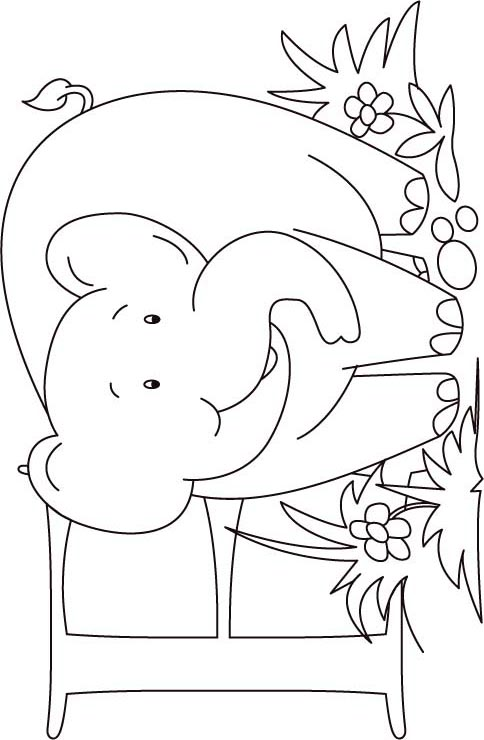 e coloring book pages - photo#11