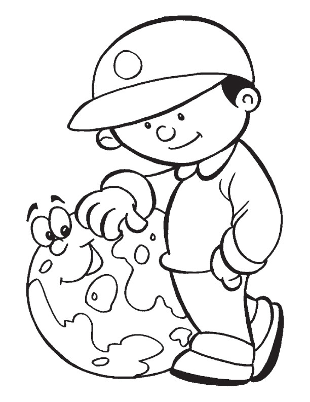 Everyday Earth Day Coloring Sheets Pictures to Pin on Pinterest