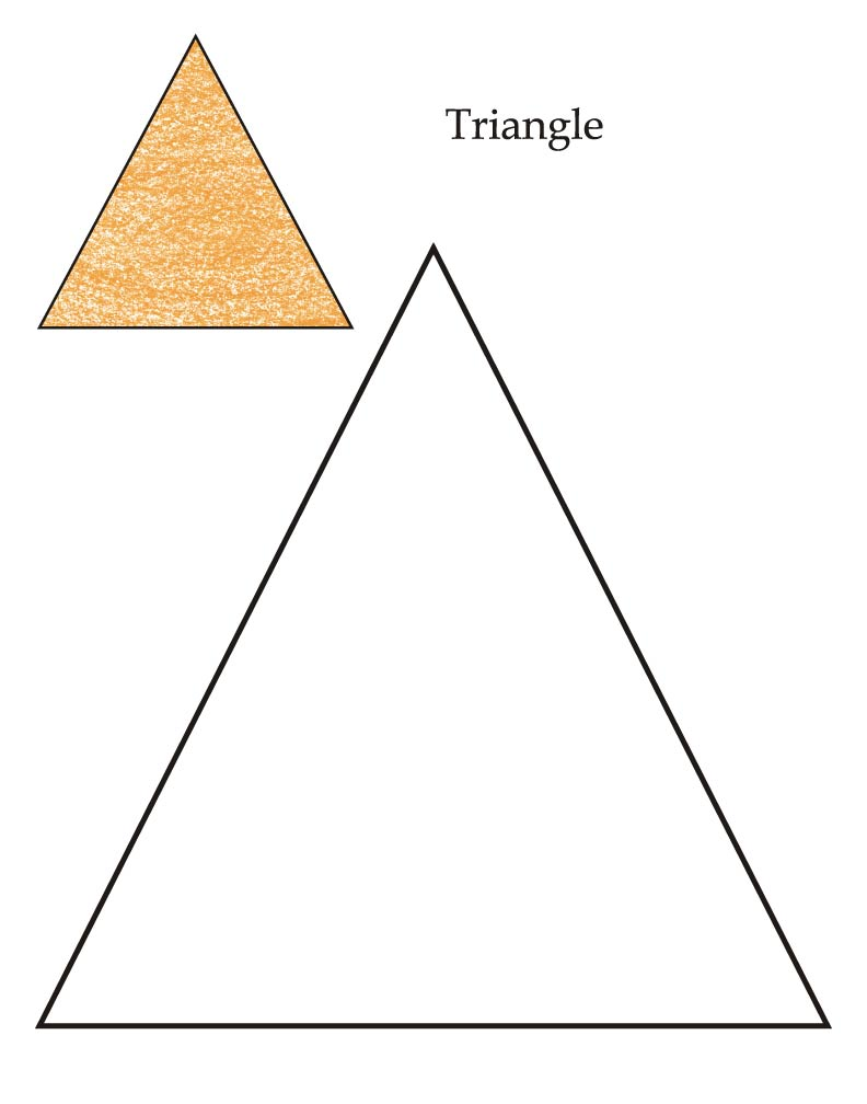 0 level triangle coloring page download free 0 level for Triangle coloring pages
