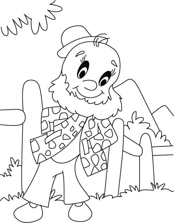 I want to say that you are one of mine St Patricks Day coloring page