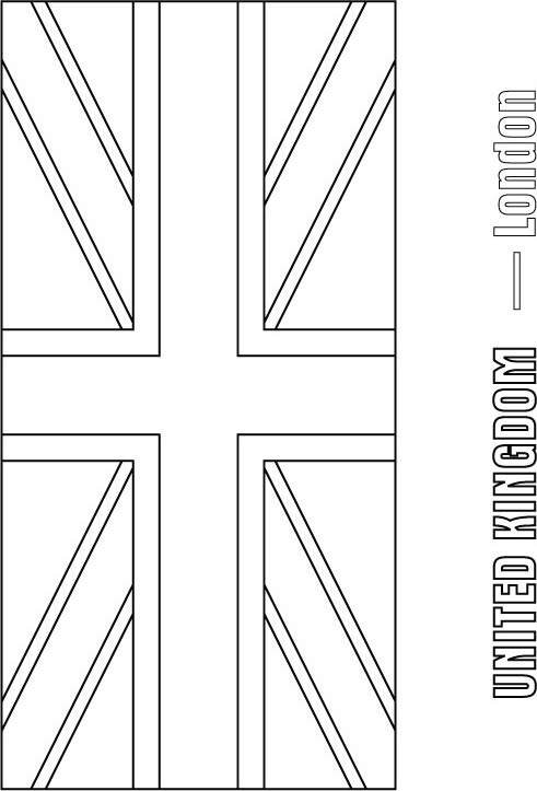 Source Freecoloringpagescouk Report Union Jack Coloring Page Is