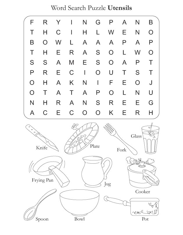 tools and utensils coloring pages printable games pictures to pin on - Tools Coloring Pages Screwdriver
